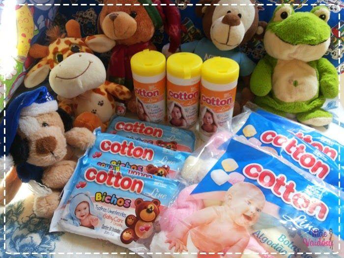 Cotton Line um carinho para nossos bebês.
