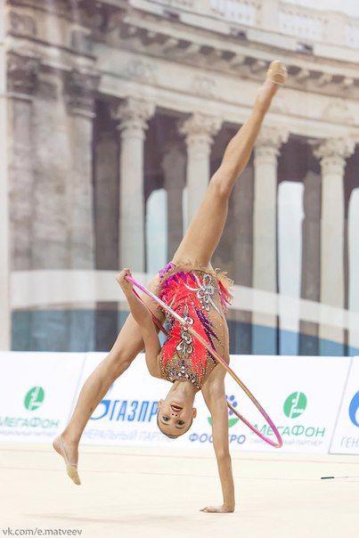 Художественная гимнастика (фото с.. | Гимнастика ...