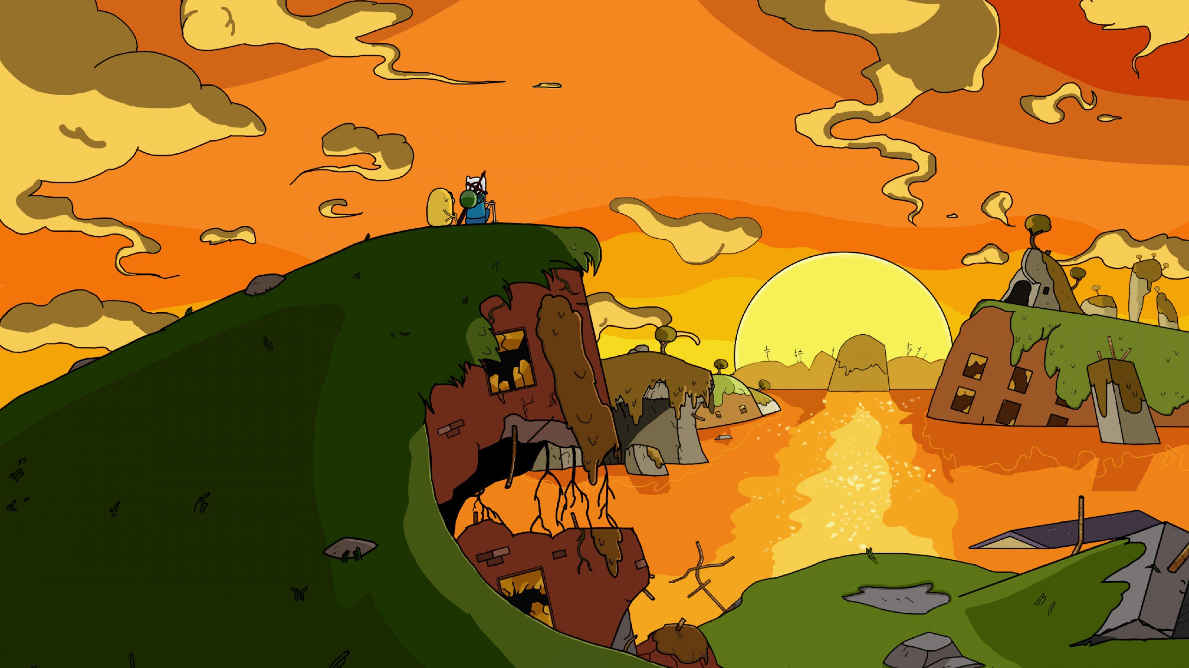 3840x2160 Adventure Time Wallpaper Vi750 Vizidbooth Wallpaper Blog Adventure Time Wallpaper Adventure Time Background Adventure Time Marceline