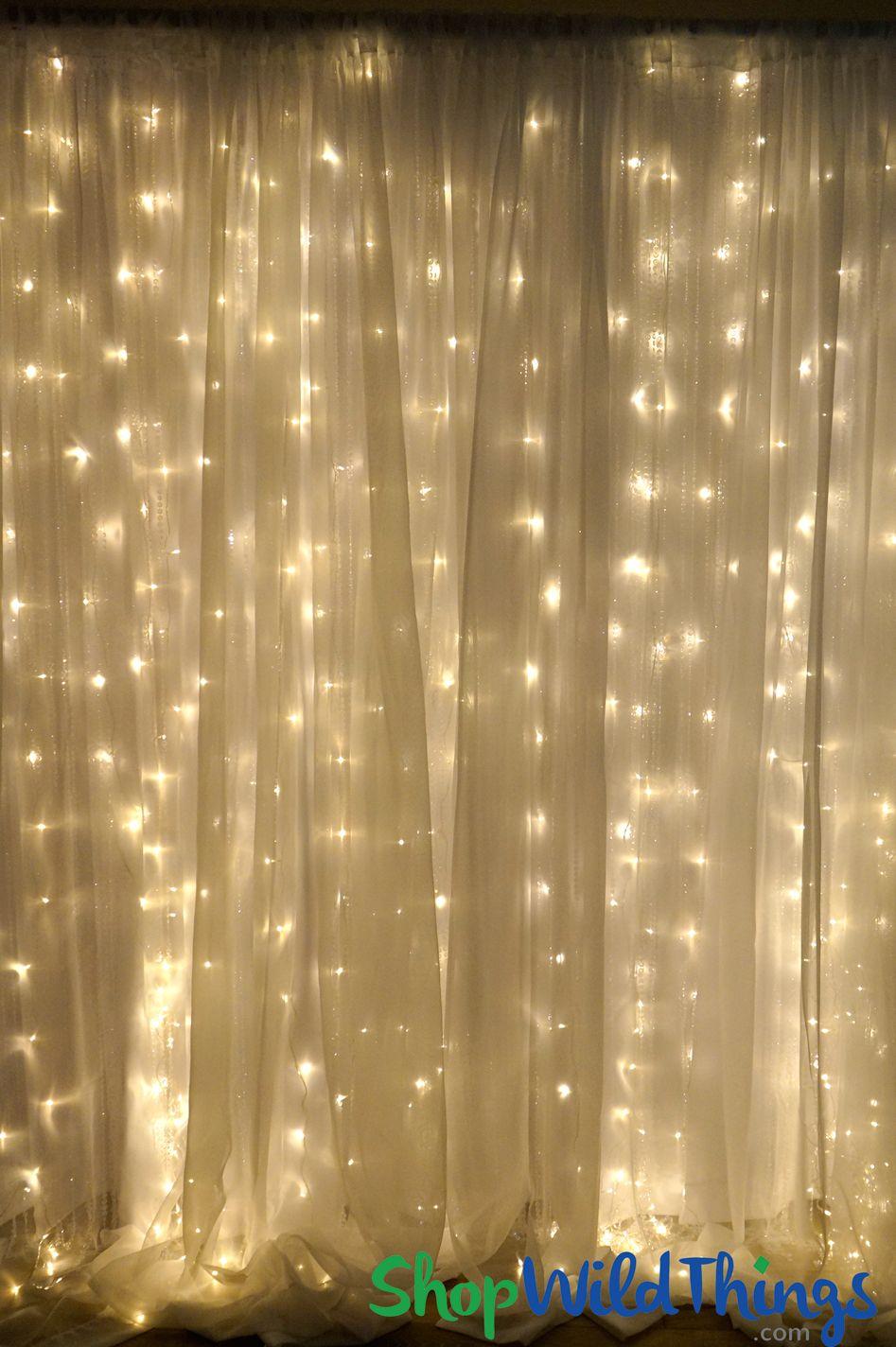Light Curtains, Micro Firefly Fairy LED & Cafe