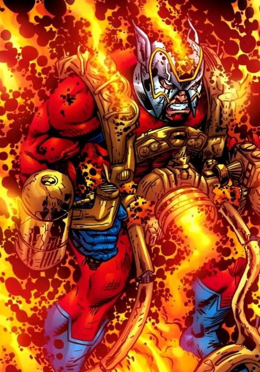 Orion would ride through Hell,literally,to fight Darkseid
