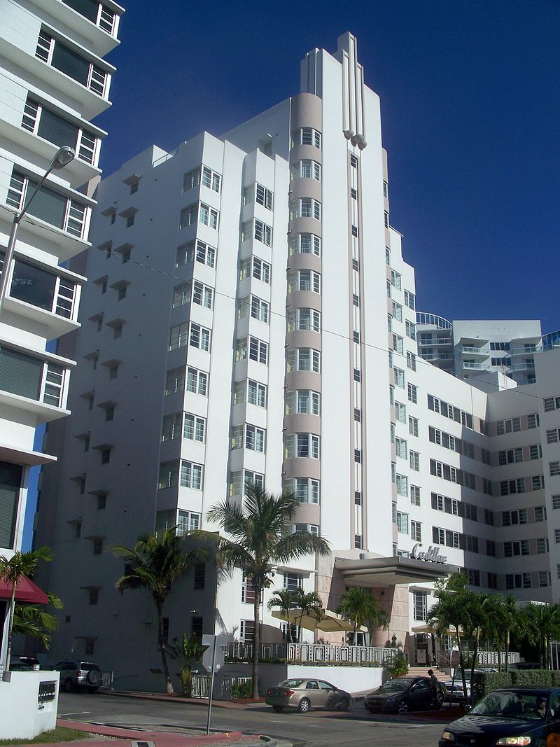 collins waterfront architectural district in miami dade county
