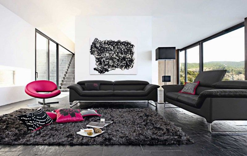 Living Room Inspiration 120 Modern Sofas By Roche Bobois Part 2