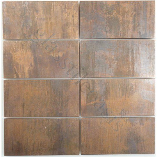 Sheet Size Approx 1 Sq Ft Tile Size 3 X 6 Tile Thickness 1 4 Grout Joints 1 8 Sheet Mount Plastic Face Copper Tile Backsplash Antique Tiles Mosaic Glass
