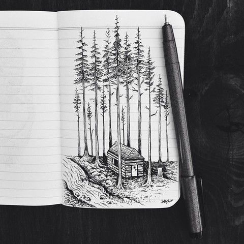 landscape drawing in pencil tumblr. photography fav life tumblr perfect hipster vintage follow boho landscape drawing in pencil