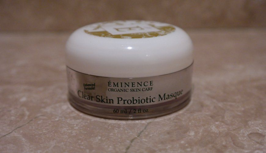 Eminence Clear Skin Probiotic Masque This Product Is A Must Have In Your Weekly Mask Rotation Eliminates Inflamm Clear Skin Eminence Organic Skin Care Masque