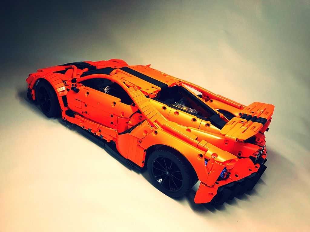 Ford Gt By Lox Lego