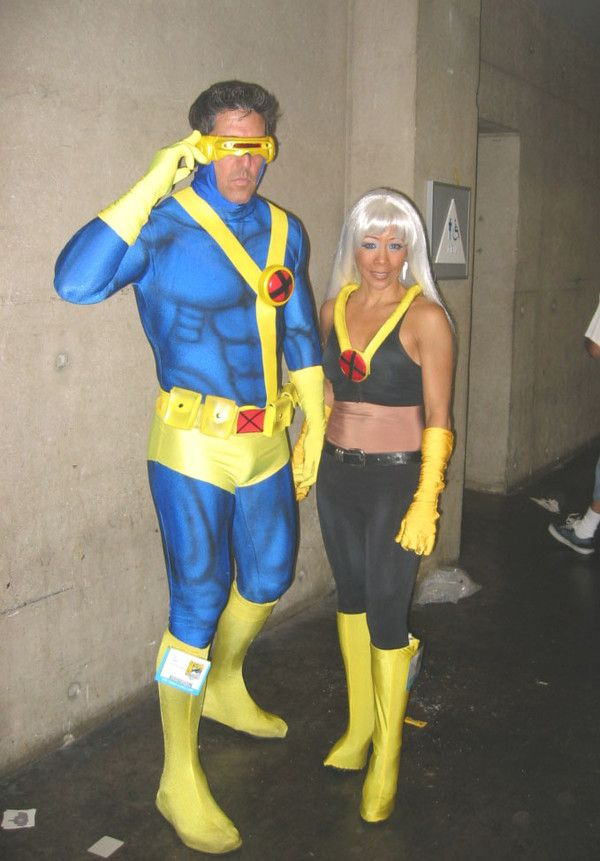 Halloween costumes for couples - X-men & Cool Halloween costumes for couples | Pinterest | Halloween costumes ...