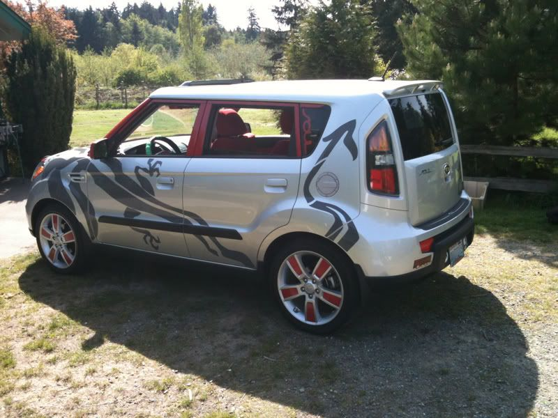 Kia Soul Decorations Google Search Kia Soul Kia Soul