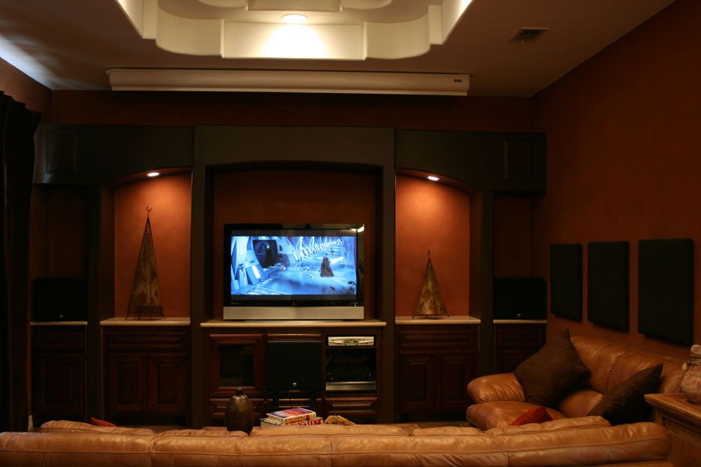 Best modern home theatre room design ideas: cheap home theatre design ideas