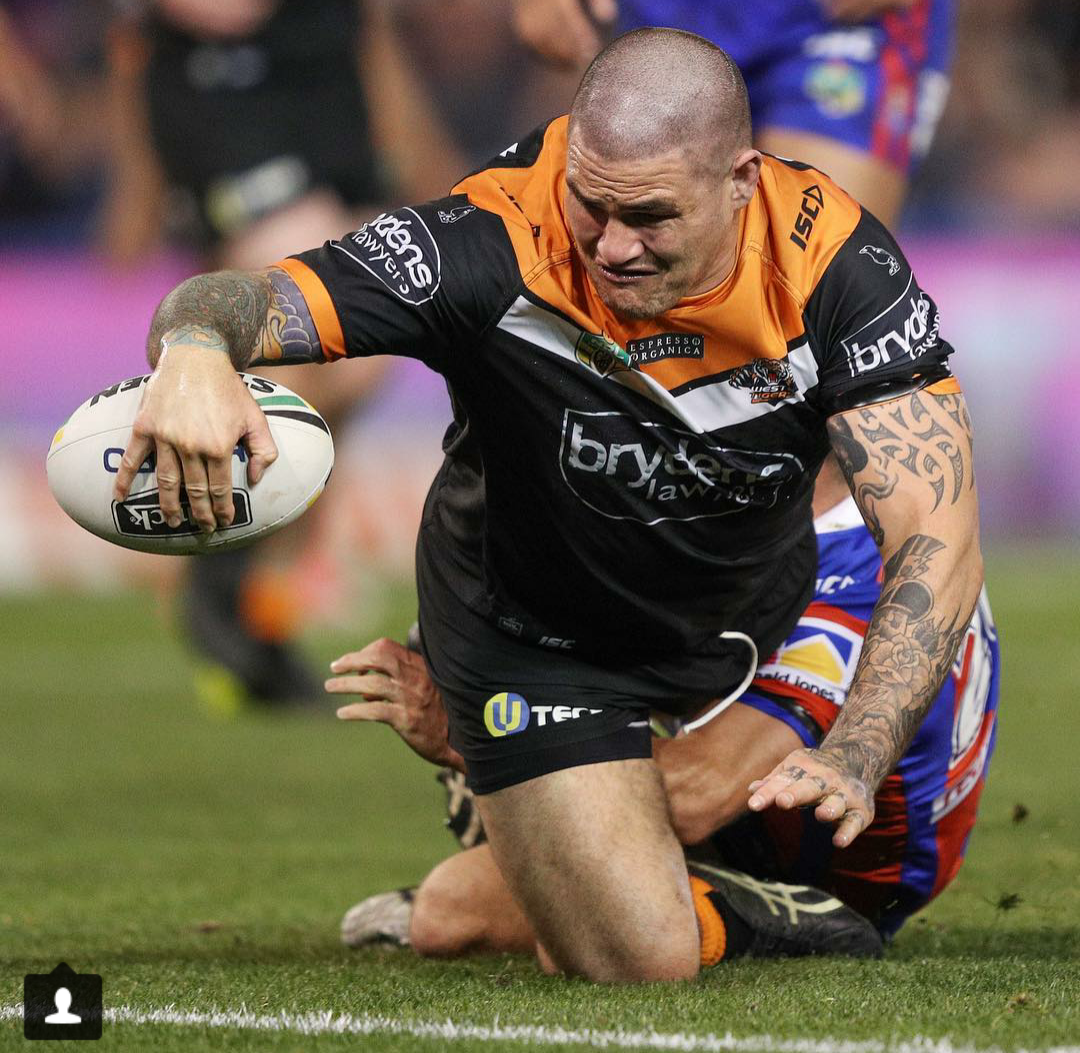 Pin by luke william on Wests Tigers Wests tigers