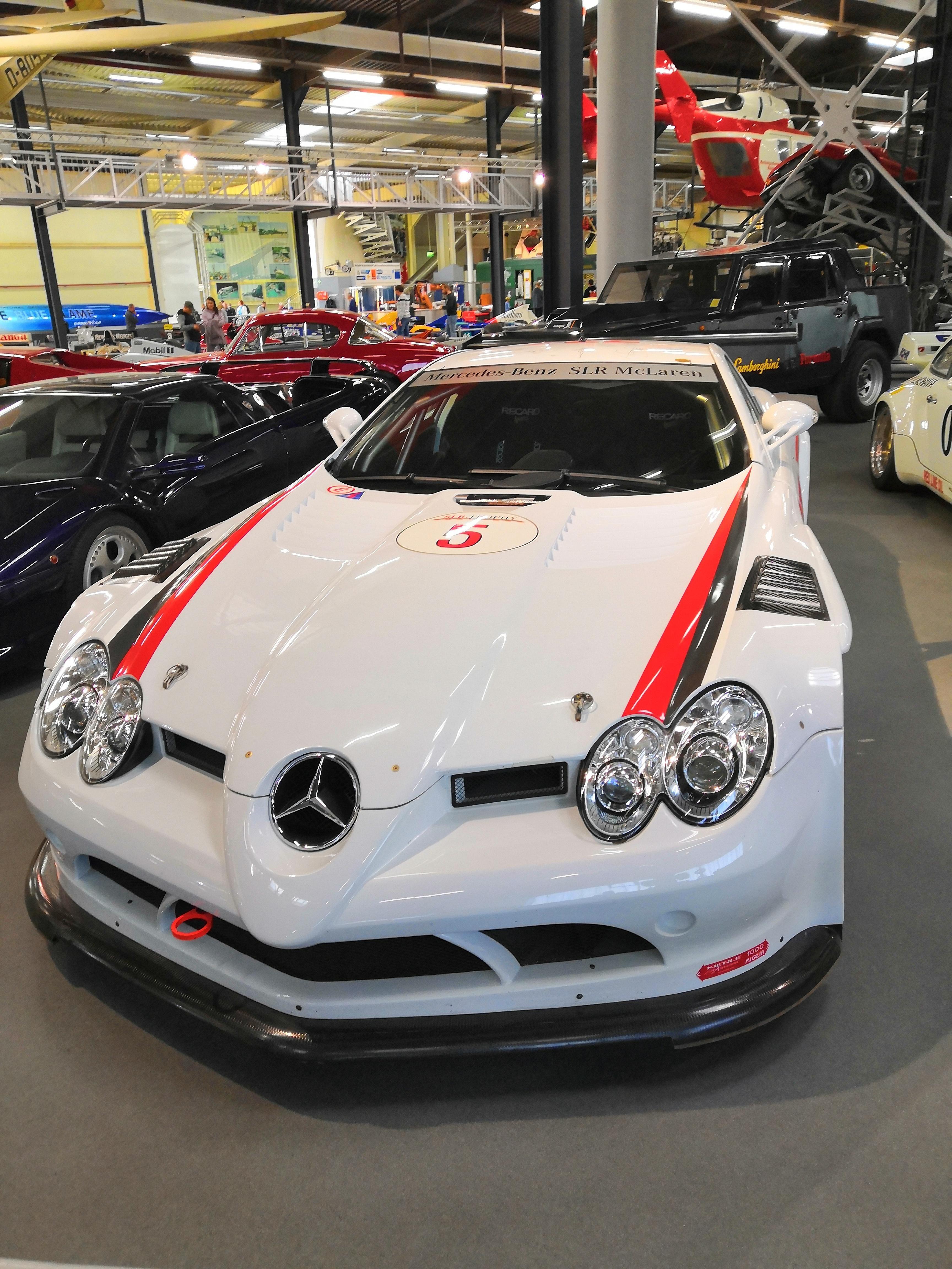 Mercedes Benz Slr Mclaren Real Car Pics Mercedes Benz Slr With