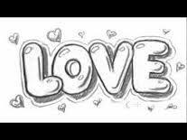 kleurplaten graffiti love