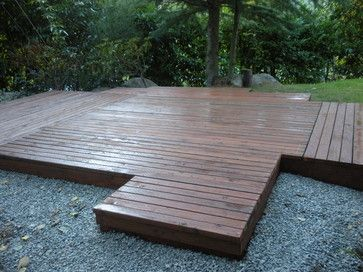 Floating deck design ideas pictures remodel and decor for Movable floating deck