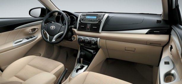 2015 Toyota Yaris Sedan Review Prices Specs Yaris 2015