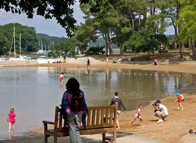 Plage camping Vannes Campings Pinterest Discover more ideas