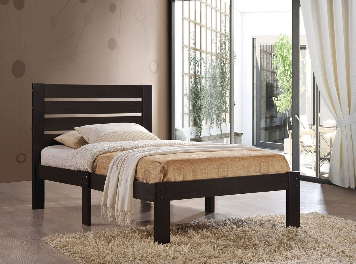 Kenney Queen Bed in Espresso Acme Furniture 21080Q Bed