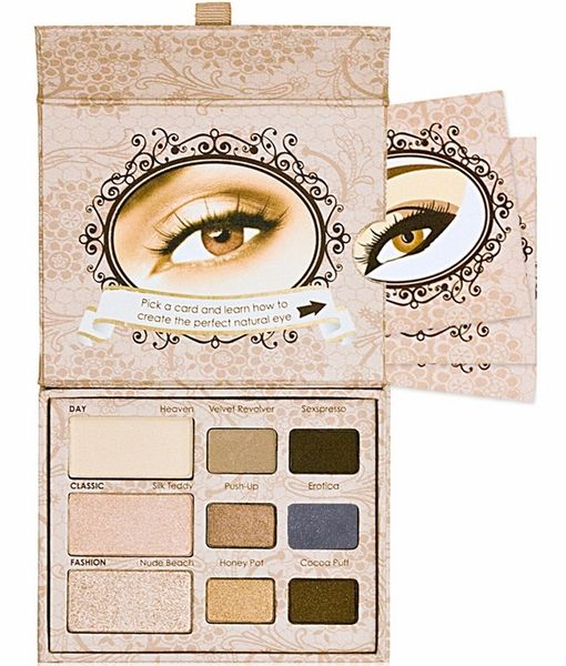 Too Faced - Natural Eye Palette... I think I'll give this a try