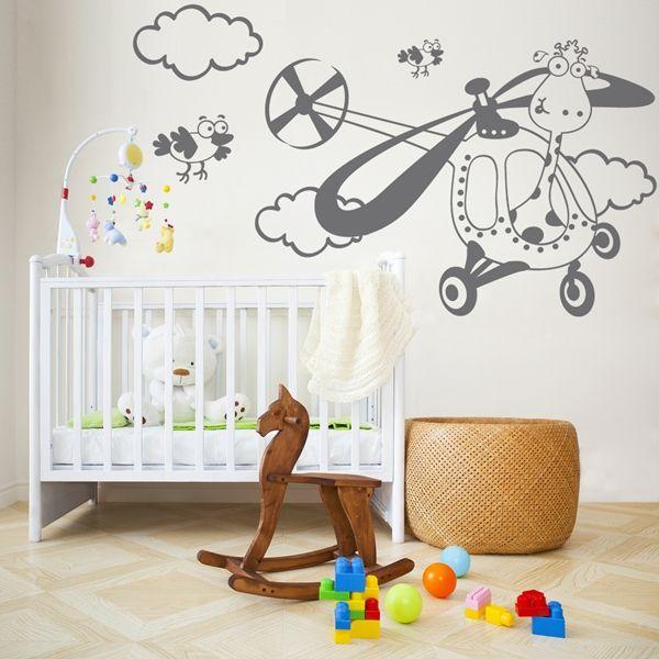 Presentamos nuevos diseños infantiles para decoración de paredes ...