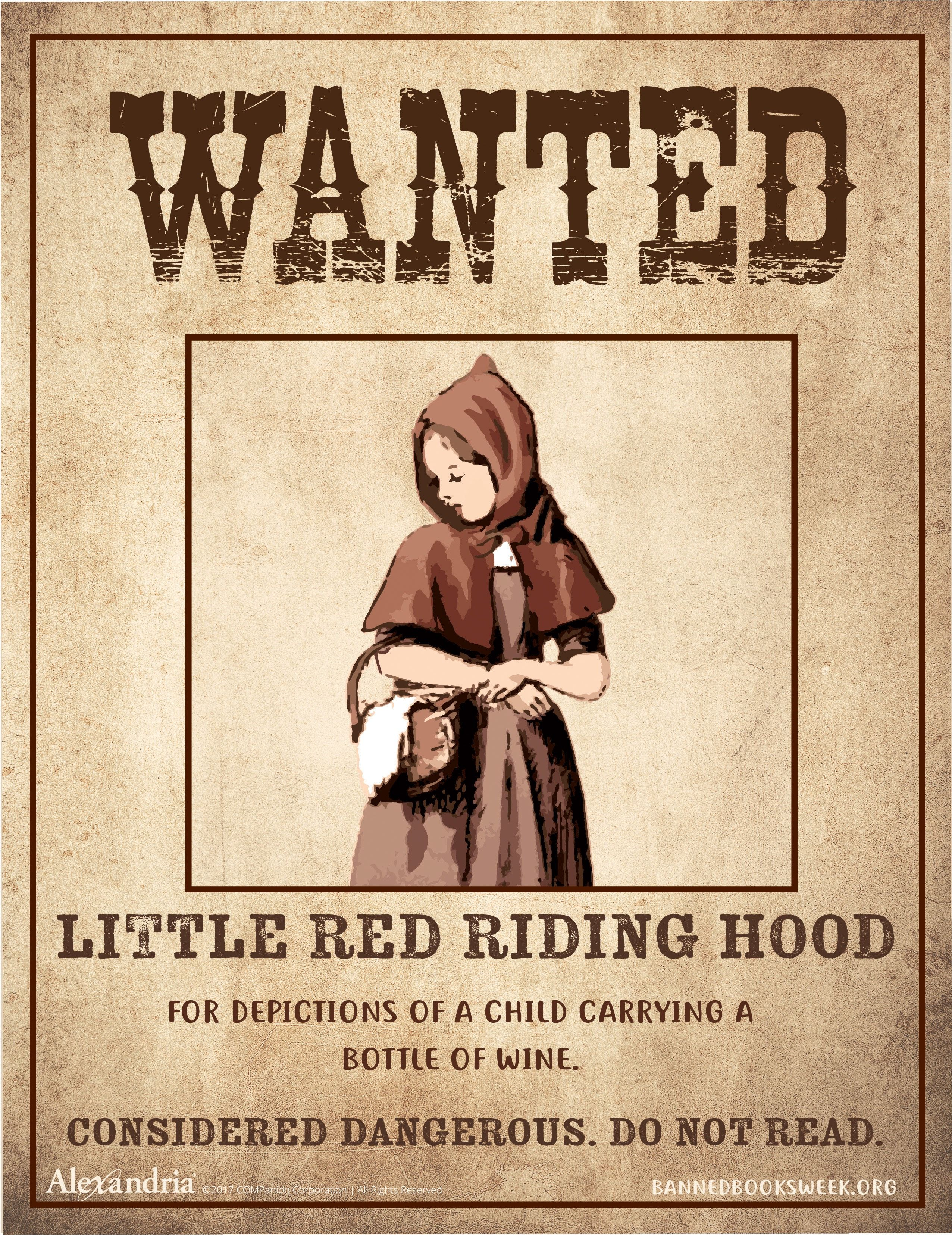 Banned Books Week Wanted Posters With Images Banned Books Week