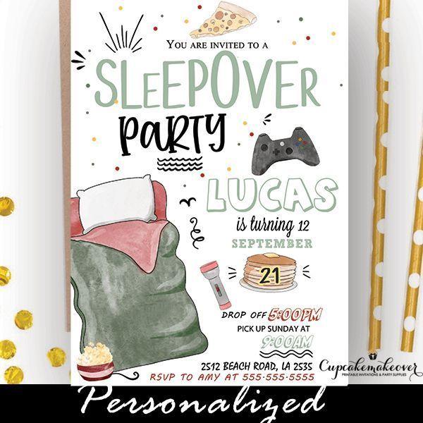 Boys Sleepover Party Invites, Birthday Ideas #sleepoverparty Boys Sleepover Party Invites, Birthday Ideas   #sleepoverparty #slumberparty #slumberpartyideasatbirthday #slumberpartyideas #invitations #kidsbirthdayparty #birthdayinvitations #boybirthdayparty #boybirthday #kidsbirthdaypartyideas #sleepoverparty