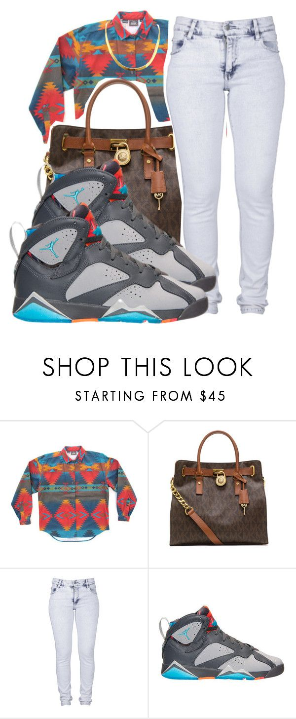 """12/4/15"" by xtaymaxlovesxmisfitx ❤ liked on Polyvore featuring Woolrich, MICHAEL Michael Kors and Cheap Monday"