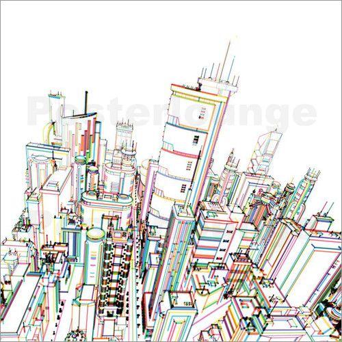fly Bilder: Poster von Maruto bei Posterlounge.de