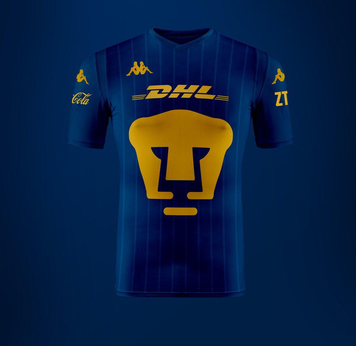 a5af740fd9 Jerseys de la Liga MX al estilo Kappa - Futbol Total | Jerseys y ...