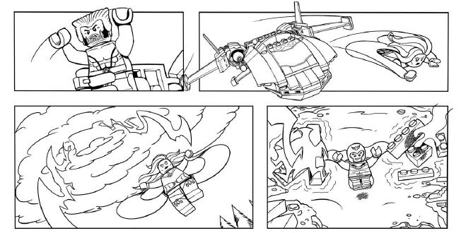 X Men 2 Coloring Page Activities Lego Coloring Lego Coloring Sheet Coloring Sheets