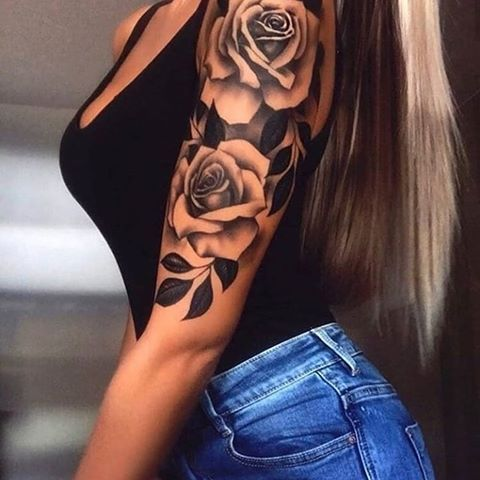 "⚀ TATUAGENS  -  IDEIAS on Instagram: ""👉Artista: @studiomtattoo . . #tatuagensfemininas #instatattoo #tatuagemsp #tattoo #tatuagem #tatuagemfeminina #tattoos #tatuagembrasil…"""