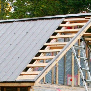 Construire un coffrage pour dalle de béton, servant de plancher - Dalle De Beton Exterieur