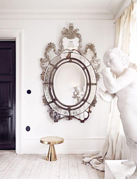 Marie Olsson Nylander's ecclectic home