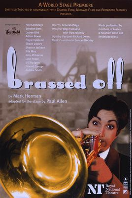 Brassed Off by Anonymous