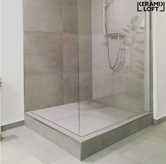 Badezimmer und #Duschbereiche mit zeitgemäßer #Betonoptik - die schönsten badezimmer