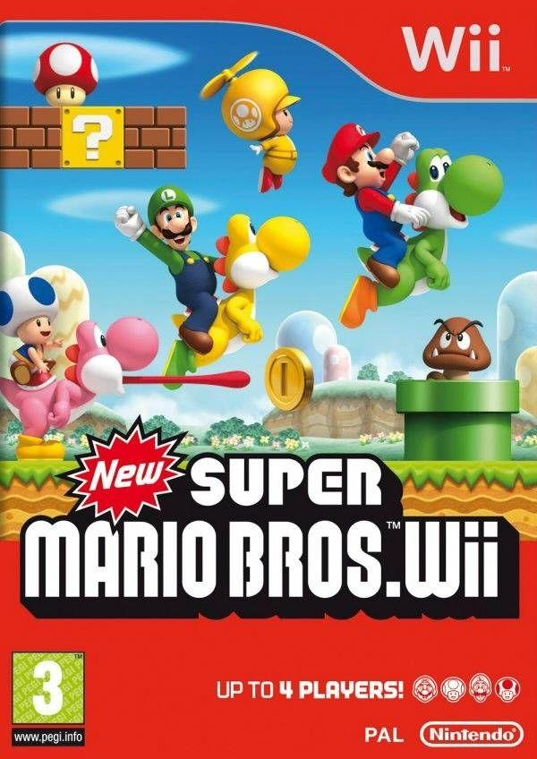 New Super Mario Bros Eu Google Search Super Mario Brothers Super Mario Bros Mario Bros Birthday