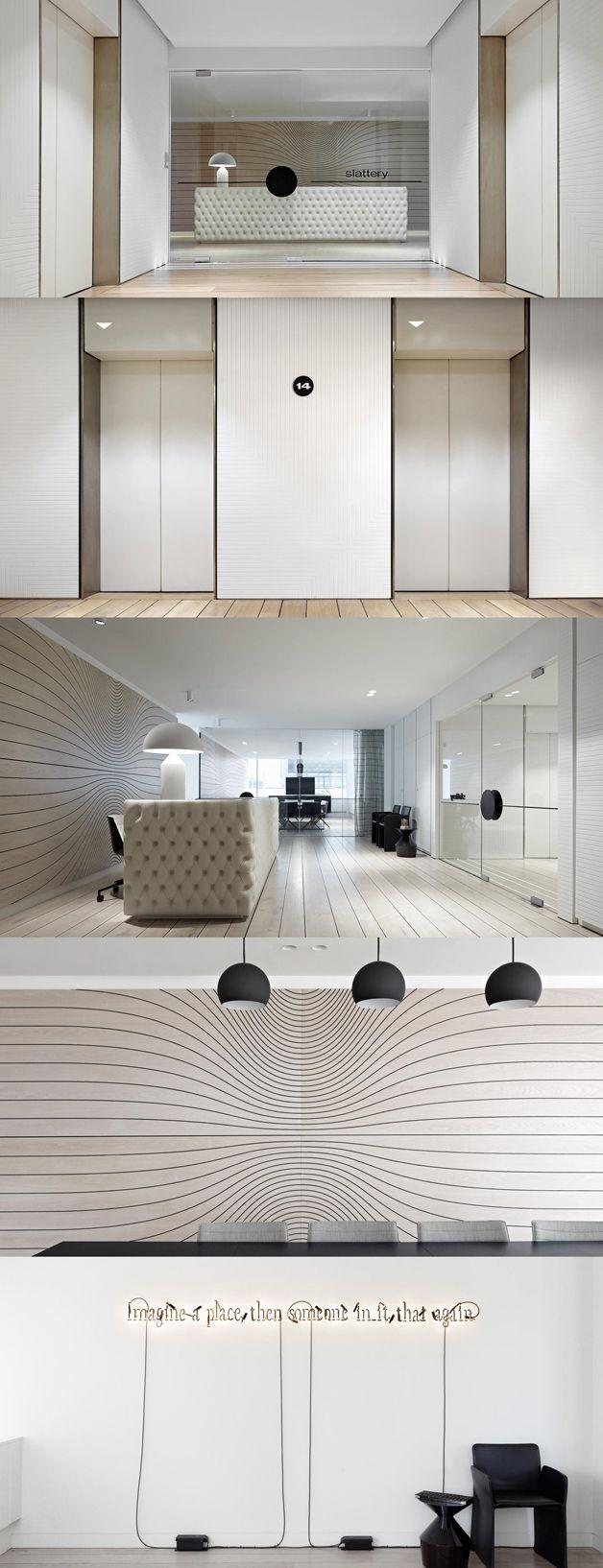 Slattery australia office by elenberg fraser architecture - Interior design schools in boston ...