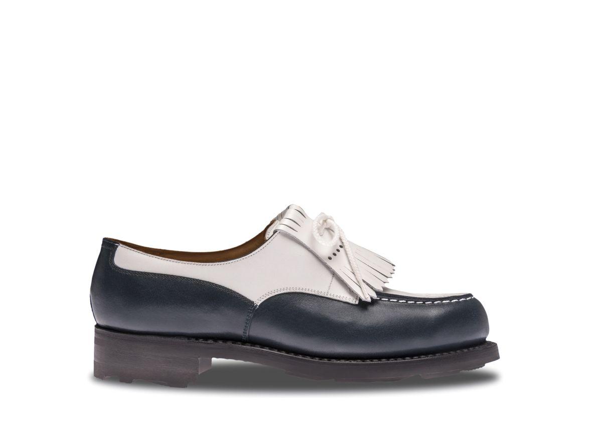 J.M. Weston - Weston - Chaussure Homme Cuir - Derby Noir 641