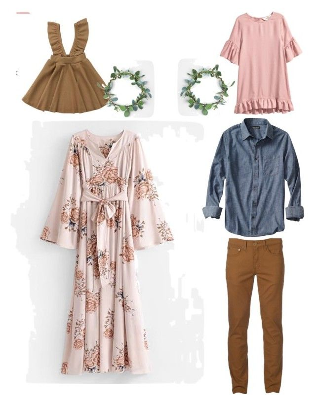 OUTFIT IDEAS FOR FAMILY PICTURES