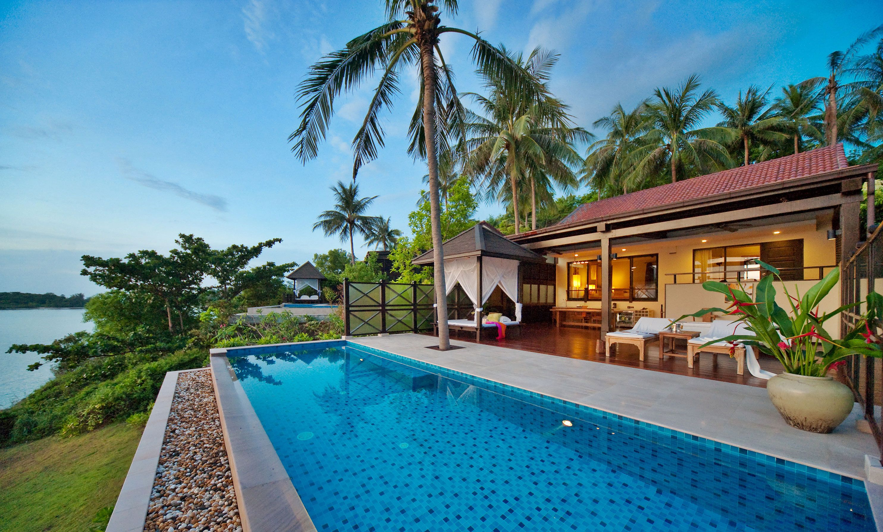 Boutique Hotel Koh Samui Thailand The Tongsai Bay Resort Koh Samui