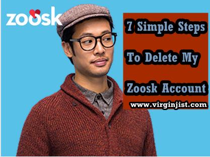 zoosk cancel my account