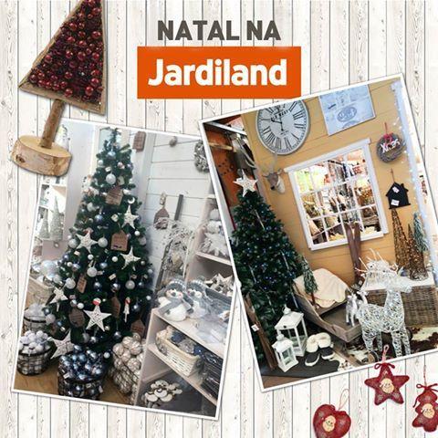 Encontre na #Jardiland as últimas novidades de decoração natalícias.