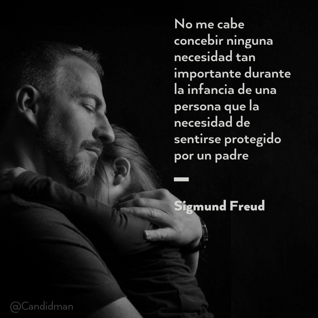 Freud estaba indefenso