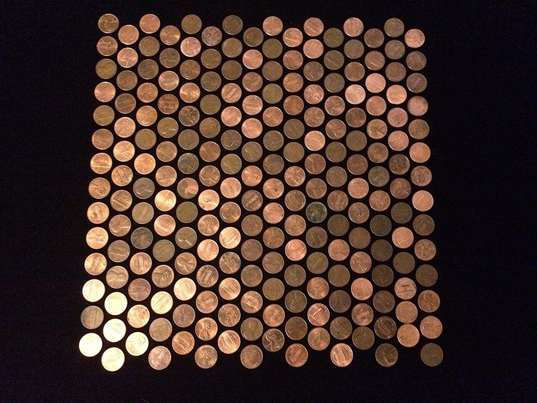 Penny Floor Tile Templatejig Plexiglass Without Border Penny