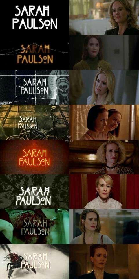 Sarah Paulson AHS American Horror Story #ahs #americanhorrorstory #ahsapocalypse #apocalypse