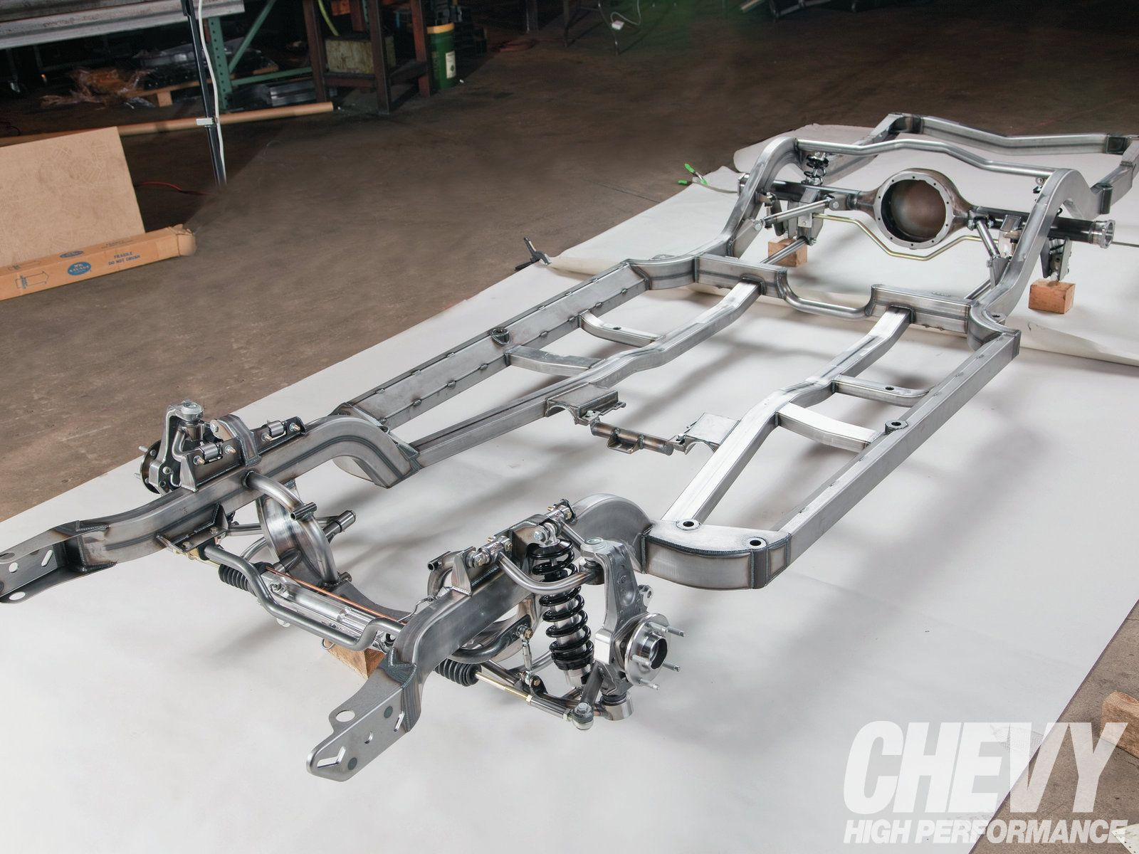 Art Morrison Enterprises Gt Sport A Body Chassis Strange