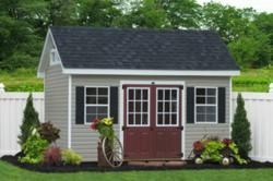 Barns And Garden Sheds In NJ And NY Coming Direct From Sheds Unlimited In  Lancaster,