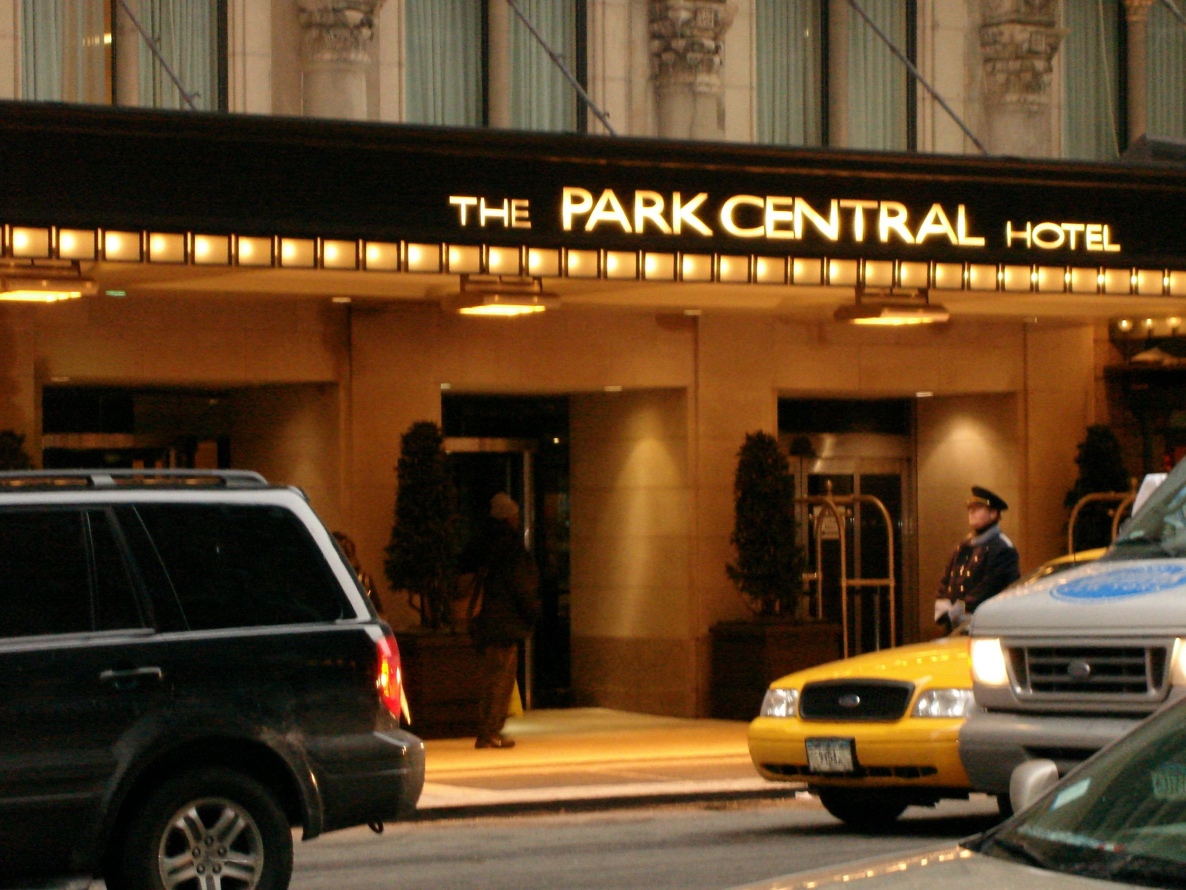 Park Central Hotel New York Ny Great Location Near Carnegie Hall And Just A Short Walk To Times Square