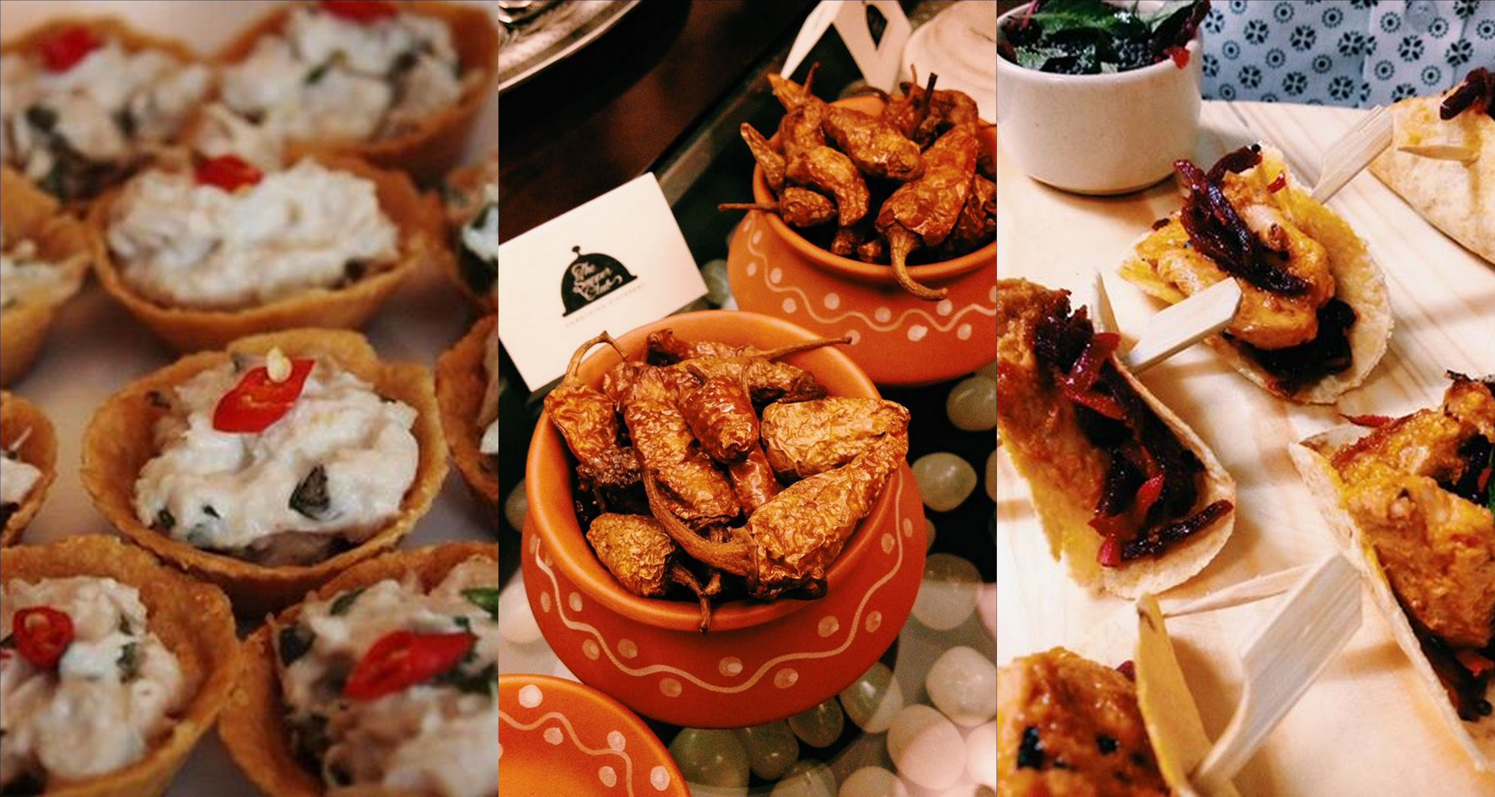 Cater to The Crowd |11 Caterers on Call for Tis Season