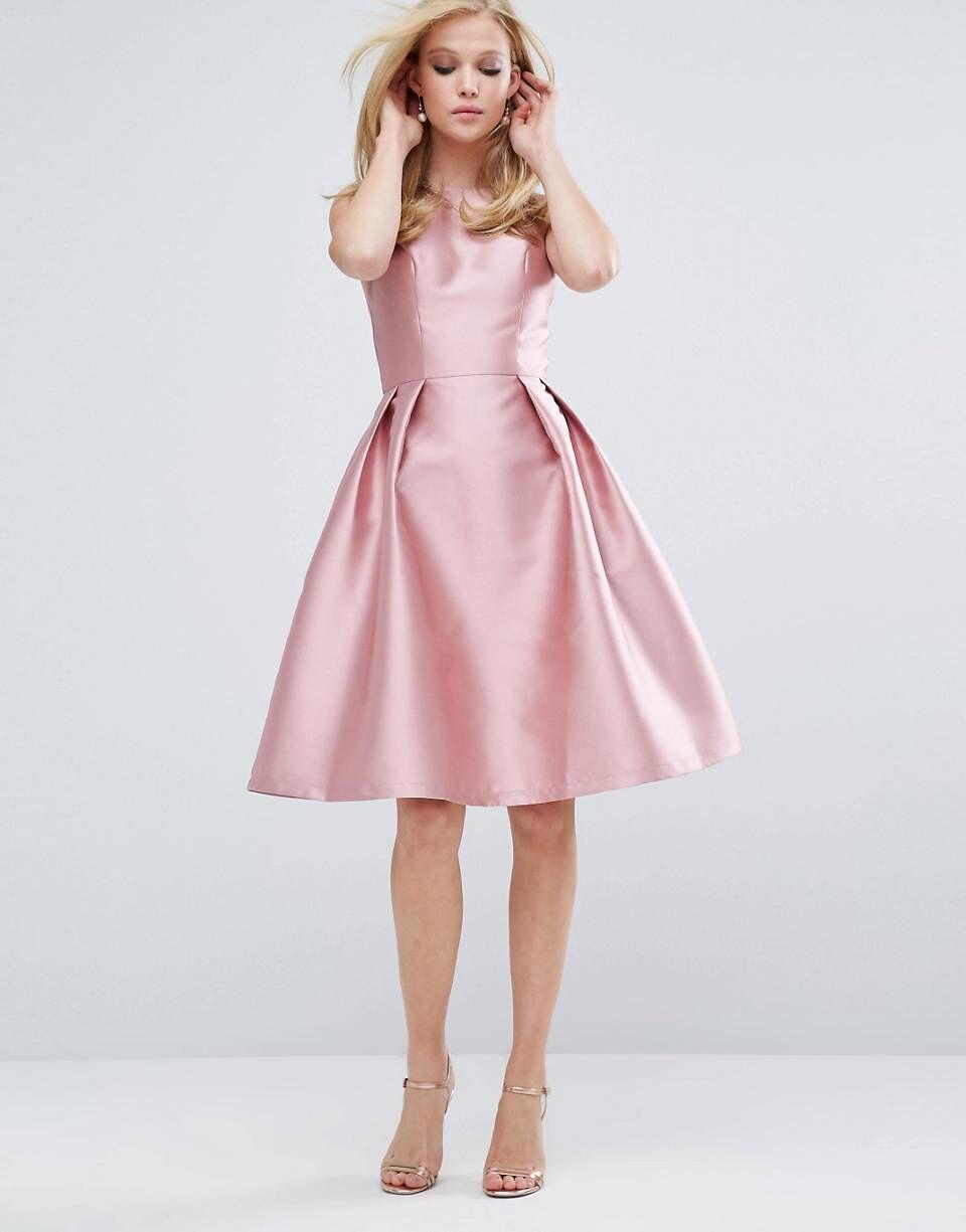 Chi Chi London Structured Satin Prom Dress   La mode, Shops und Mode