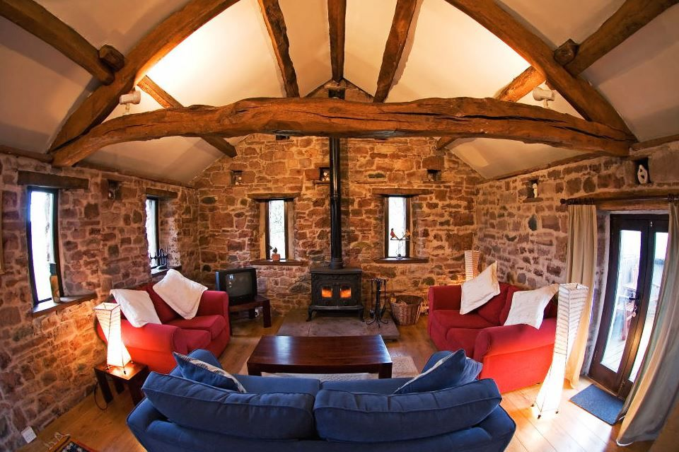 Barn Owl Cottage, Skelton, Penrith, Cumbria, UK, England. Holiday. Travel. Accommodation. #AroundAboutBritain. Self Catering. Pets Welcome. Log Fire.